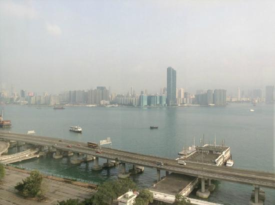 Ibis Hong Kong North Point: 港景房看出去的景色