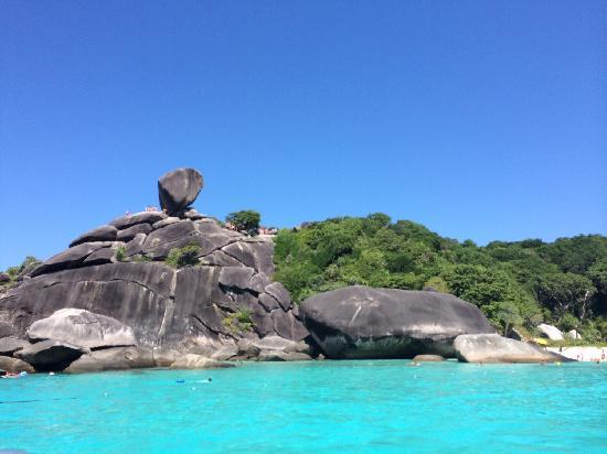 Similan Islands: 某号岛