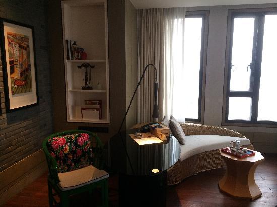 Hotel Indigo Shanghai on the Bund: 外滩英迪格