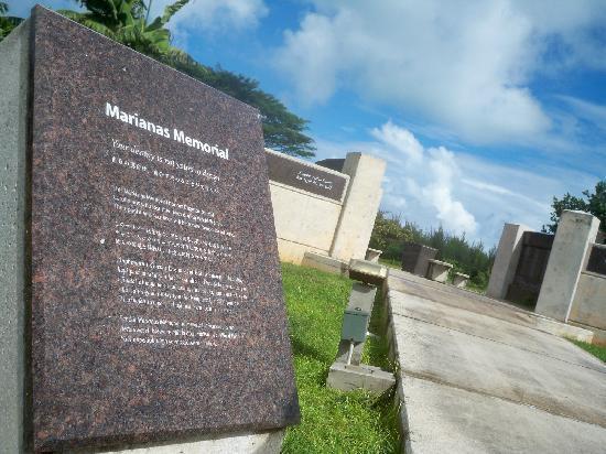 American Memorial Park: 美国纪念公园