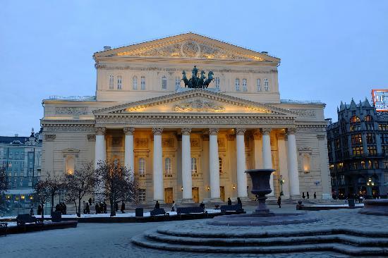 Bolschoi-Theater: 俄罗斯大剧院