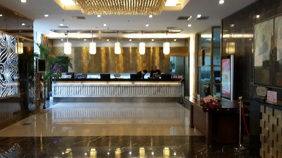 Yuanchenxin International Hotel: 大堂