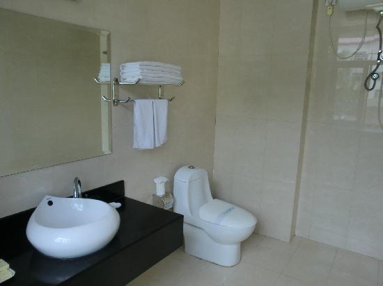 Gaoshan Hotel: weishengjian