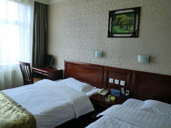 Gaoshan Hotel: woshi