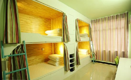 O Renjia Inn Bunk Bed 4 Person