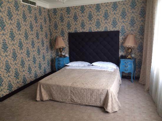 Vere Palace : 客房内部