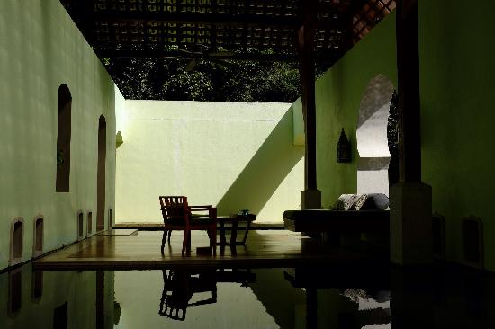 Four Seasons Resort Langkawi, Malaysia: 酒店spa休息区