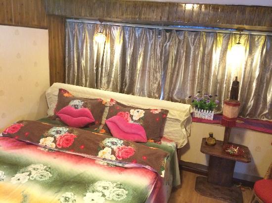 Daidai Sanwei Yard: 我选择的房间,很喜欢很喜欢。