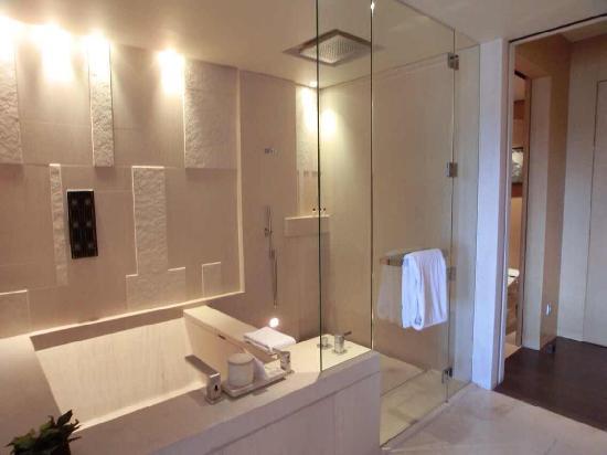 Park Hyatt Beijing: 浴室