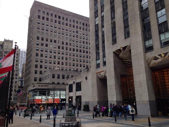 Rockefeller Center: 洛克菲勒中心