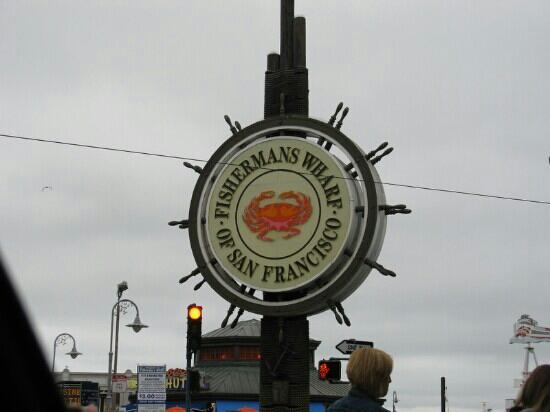 Fisherman's Wharf: 旧金山渔人码头
