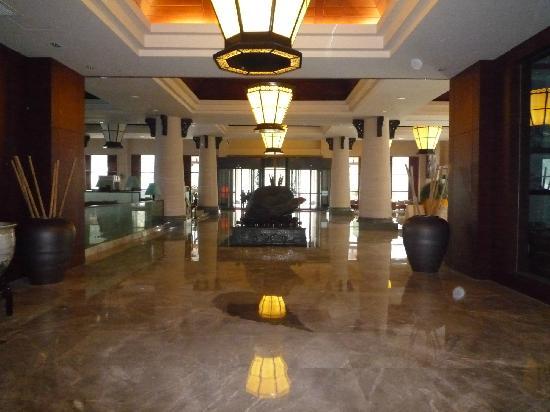 Sanqingshan International Holiday Hotel: 大堂