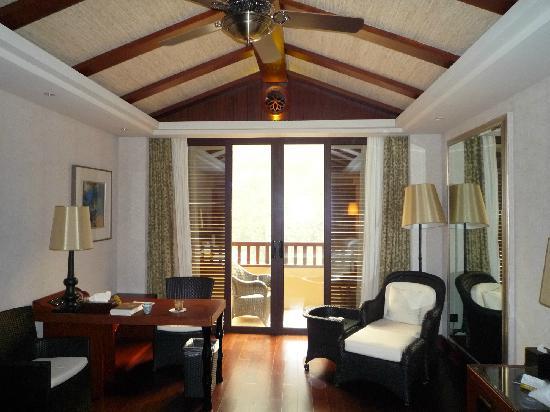 Sanqingshan International Holiday Hotel: 全景房