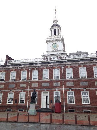 Independence Hall : 独立厅