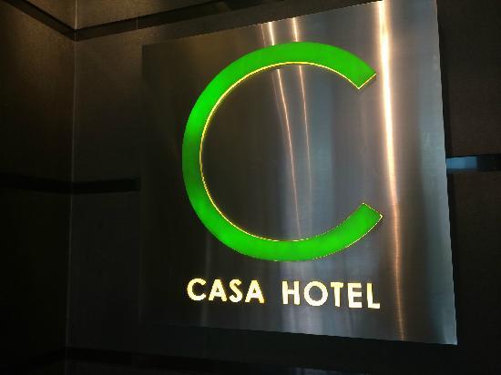 Casa Hotel Hong Kong : G层