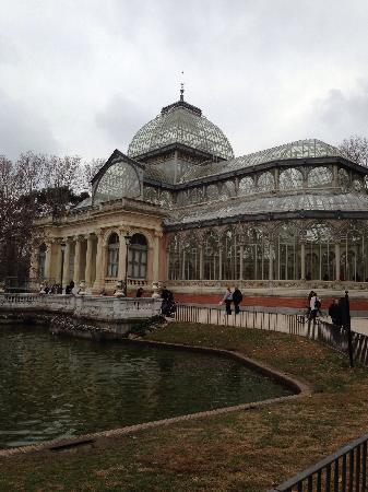 Palacio De Cristal: 水晶宫
