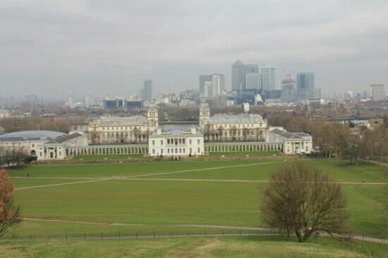 Old Royal Naval College: Old royal navy college