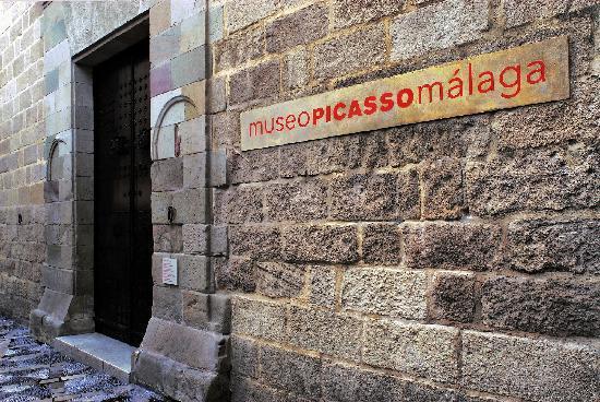 Musée Picasso de Malaga : 马拉加,毕加索的出生地,他为故乡留下的大量珍贵的作品