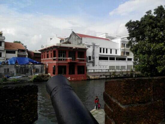 Malacca River: 河道