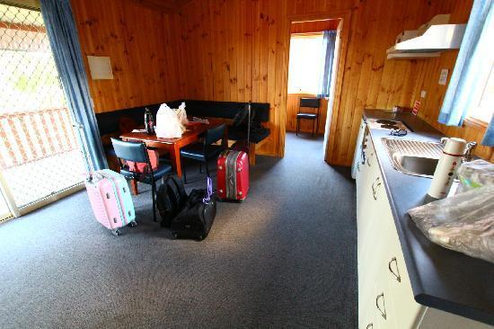 Bicheno East Coast Holiday Park: mainroom