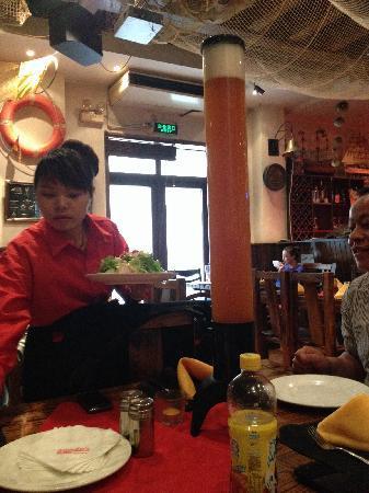 Shen DeLe MaTou Restaurant: 很好喝