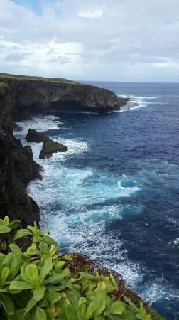 Bird Island : 塞班鸟岛,一片美丽的海!