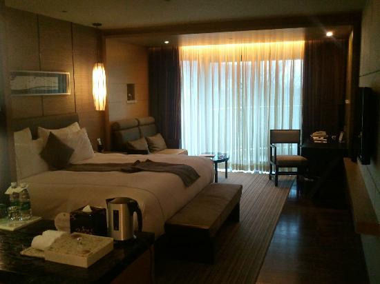 Kingkey Palace Hotel Shenzhen: superior room