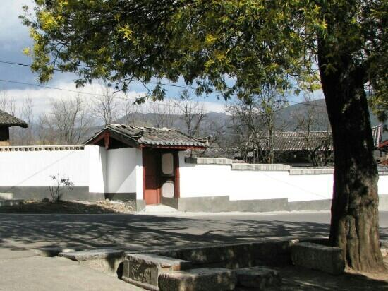 Baisha Ancient Town : 白沙古镇