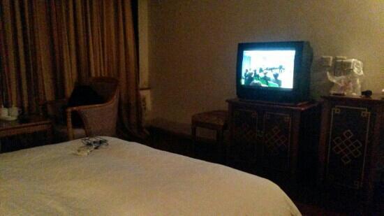 Jiuzhaigou Scenic Resort Management Bureau Guest House Hotel: 距离沟口太近了