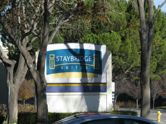 Staybridge Suites San Jose: STAYBRIDGE SAN JOSE