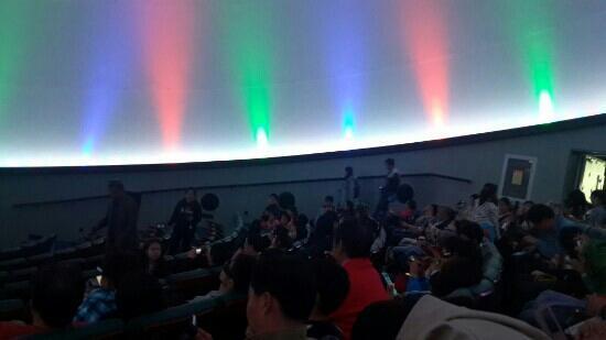 Beijing Planetarium: 球墓电影