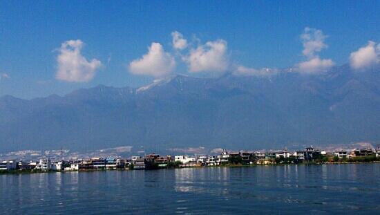 Cangshan Mountain : 苍山洱海