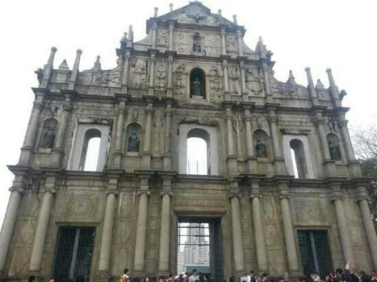 Ruins of St. Paul's : 大三巴