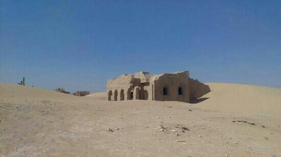 Tianmo Natural Desert : 天漠