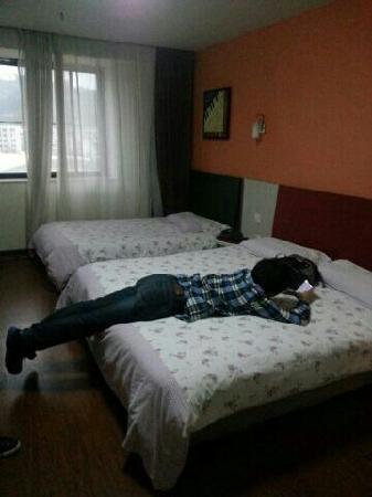 Hotel Jumbo Zhuhai: 双床