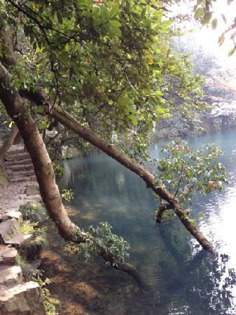 Jiuxi 18 Stream: 水很美
