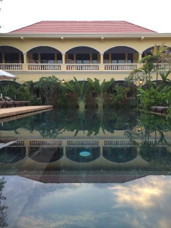 Pavillon d'Orient Boutique-Hotel: 酒店新泳池
