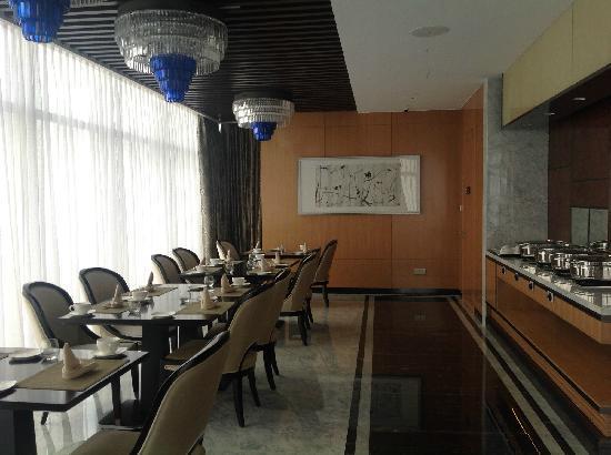 Sheraton Langfang Chaobai River Hotel: 行政酒店(未开放)