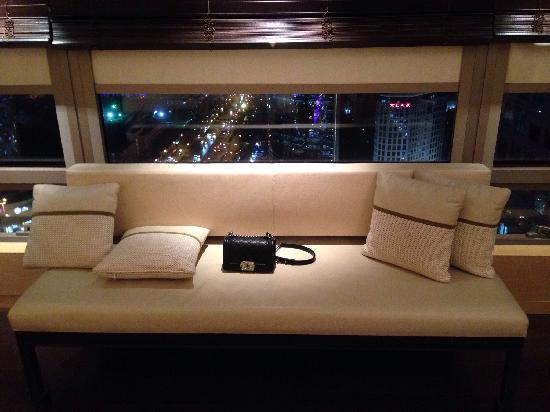 Park Hyatt Beijing: 夜景