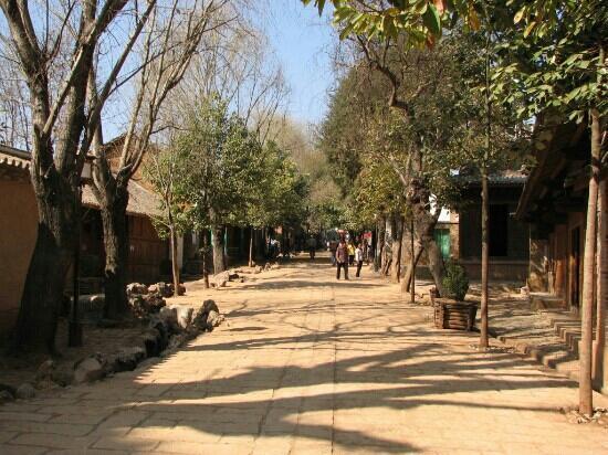 Yunnan Shaxi Ancient Town : 沙溪