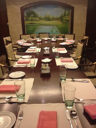 Goodview Hotel Tangxia: 包厢