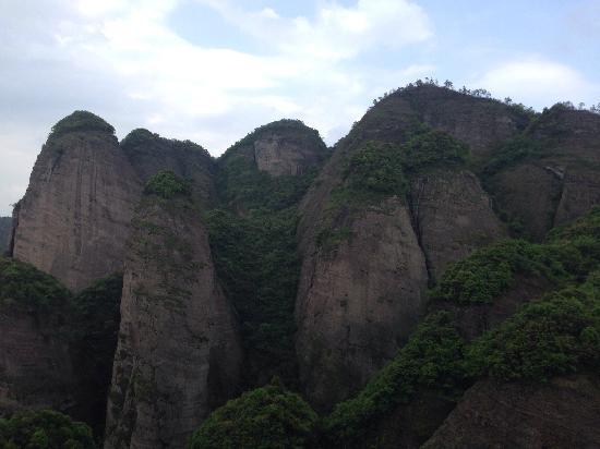 Longnan County, China: 小武当