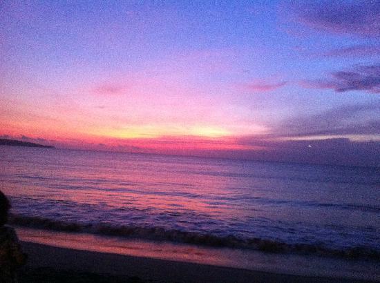 Jimbaran Bay : 美