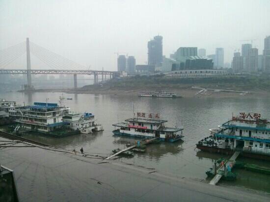 Chaotianmen Square: 朝天门码头