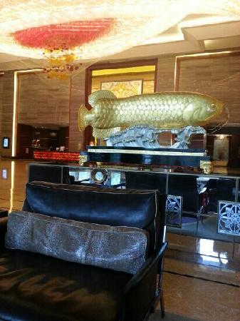 Grand Mercure Dongguan Shijie: 大堂