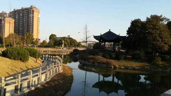 Simingshan National Forest Park: 泗门汝湖公园