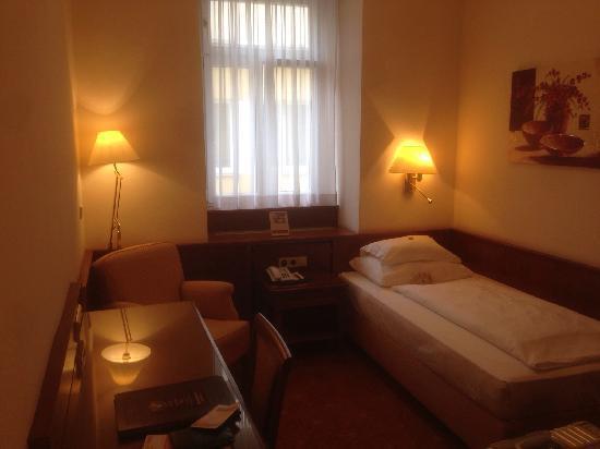 Hotel Stefanie : Single room