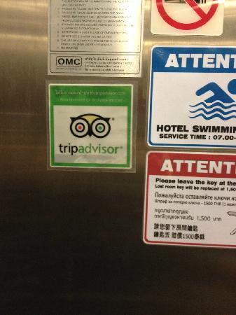 Honey Resort : 电梯