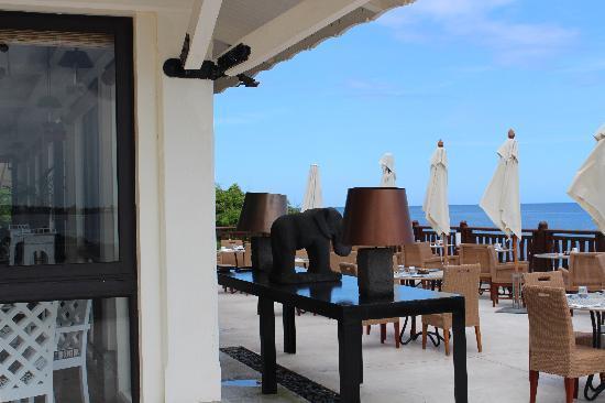 Club Med La Plantation d'Albion : 法餐厅