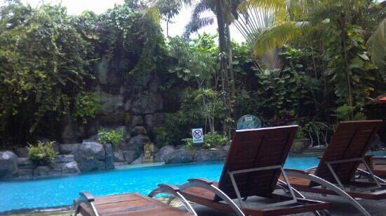 Novotel Yogyakarta: 印尼日惹诺富特酒店一景